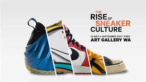 sneaker culture the rise of sneaker culture the gallery perth