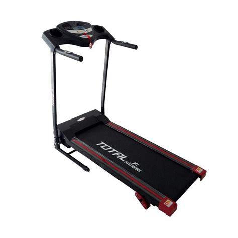 Treadmill Elektrik 3 Fungsi Total Tl270 Auto Incline jual treadmill elektrik im 626 murah harga murah di