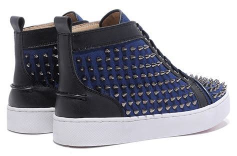 buy louboutin sneakers blue louboutins sneakers where can i buy louboutin replicas