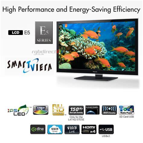 Led Tv Panasonic Viera D302g Hdmi Ready Usb Pc Input Ips panasonic txl32e5b 32 smart viera hd 1080p dlna