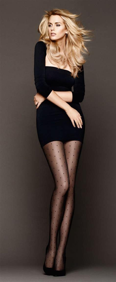 little legs little black dress long blonde hair and legs that just