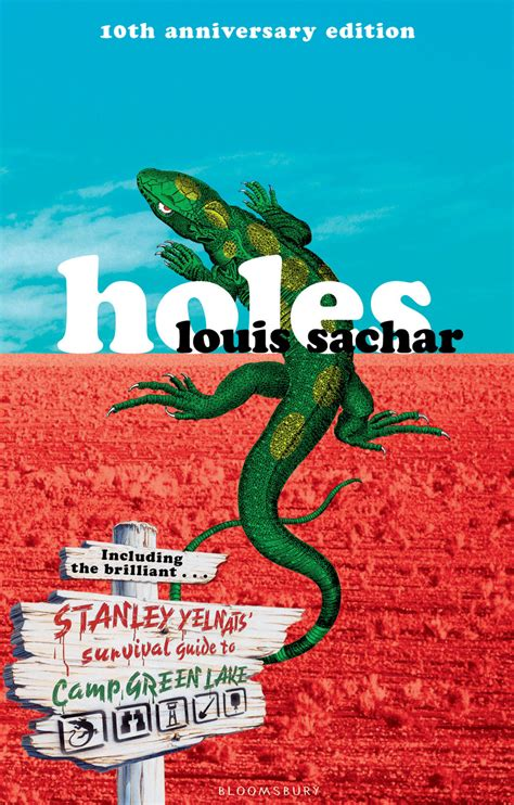 pictures of the book holes