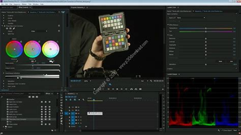 how to color correct in premiere tutsplus how to color correct with adobe