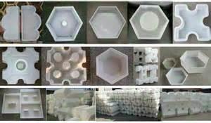 Concrete Mold Patio Concrete Mold Plastic Paving Patterns Manual Concrete