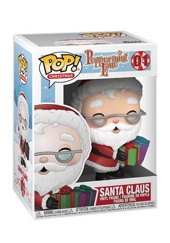santa claus pop funko holiday