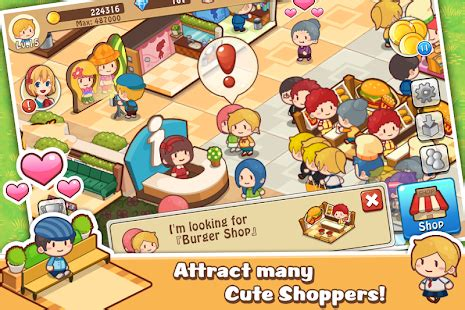 download game happy mall story mod revdl happy mall story sim game mod apk unlimited gems v2 1 1