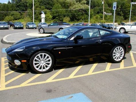 Aston Martin Vanquish 2003 by 2003 Aston Martin V12 Vanquish