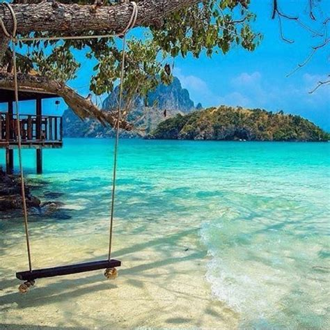 vacation swinging 25 best ideas about krabi thailand on pinterest krabi