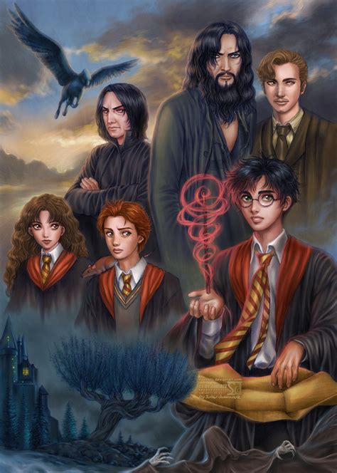 The Chapter Of Harry Potter Ready To Pre Order by Harrypotter Prisonerofazkaban By Daekazu On Deviantart