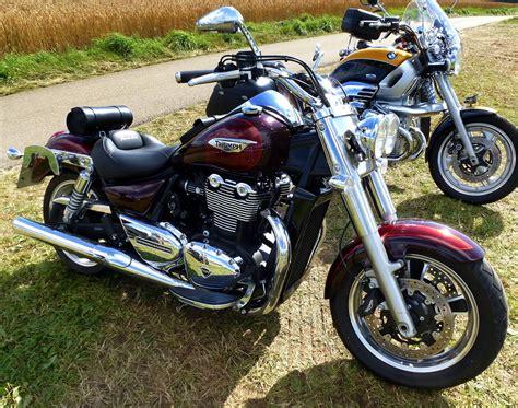 Motorrad Triumph Alle Modelle by Triumph Alle Modelle Fotos Fahrzeugbilder De