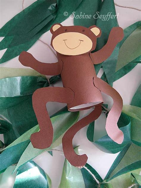 Affen Girlande Basteln by Fr 246 Hliche Affenbande Sabine Seyffert