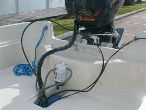 boat fuel water separator installation classic whaler boston whaler cetacea page 41