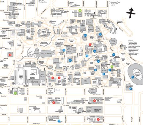 uc berkeley cus map summer on cus means construction crews are busy berkeley news