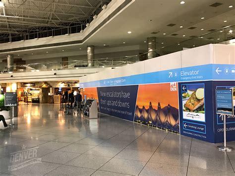 event design group denver wall graphics denver international airport denver