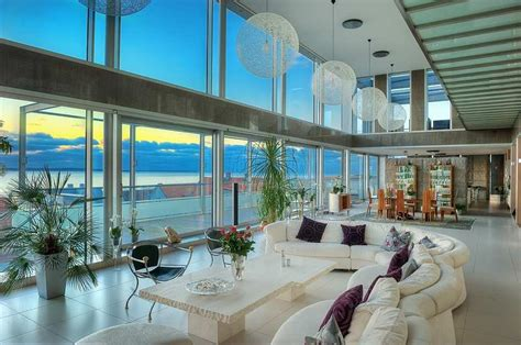 oceanview house plans stunning modern ocean view home with open floor plan