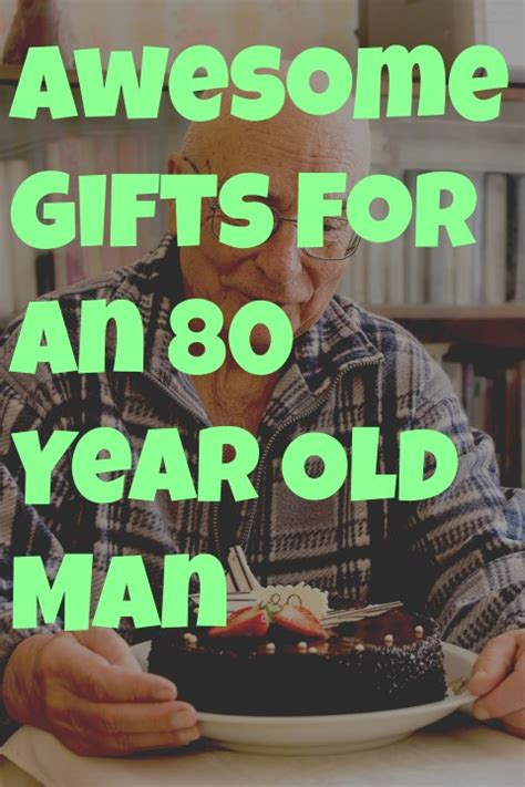 Gifts For 80 Year - fabulous gifts for a who has everythinglife after 60