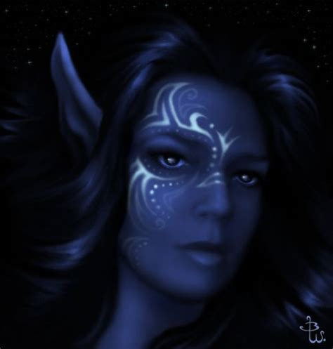 scifi and fantasy art star tracker by barbara j wickham