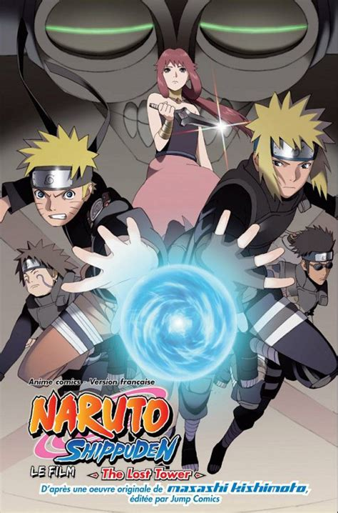 film naruto shippuden 2014 naruto shippuden le film 4 the lost tower