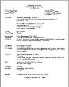 Complete Resume Exles by Words From Winooski Writing A Resume