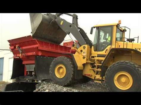 rock  road  volvo construction equipment swecon  sandvik mining construction