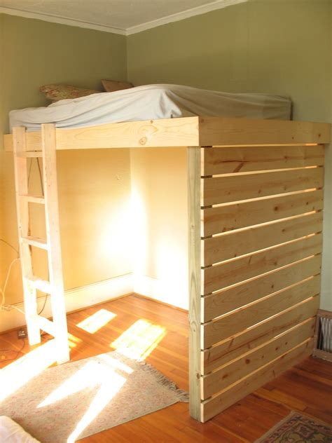 diy loft bed kids room bedrooms spaces future bedrooms room ideas