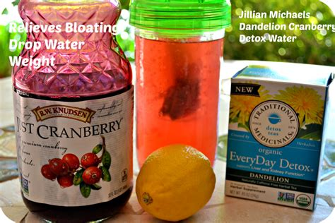 Jillian Michael Detox Water Sheet by Detox Drinks Archives 40 And
