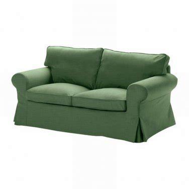 2 Seat Sofa Slipcovers Ikea Ektorp 2 Seat Sofa Slipcover Loveseat Cover Svanby Green