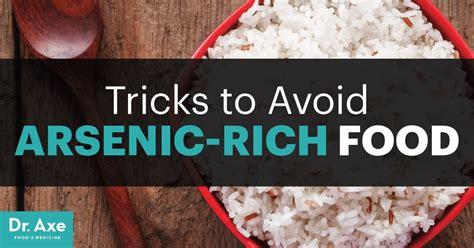 rice  source  arsenic poisoning