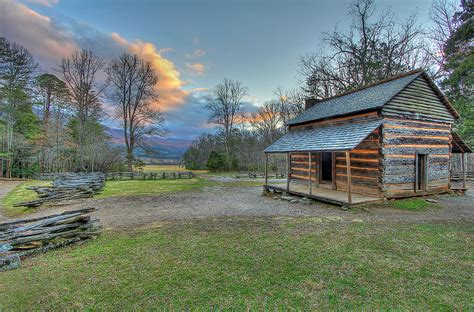 Great Smoky Mountains Cabins Oliver Cabin Cades Cove Great Smoky Mountains