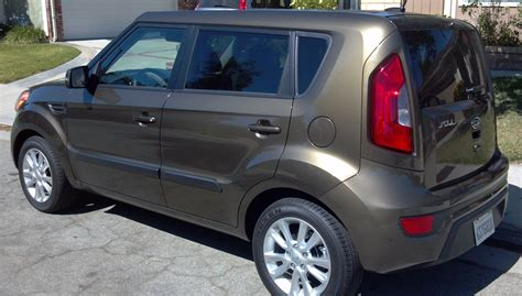 Kia Soul Review 2012 Car Review 2012 Kia Soul Assignment X