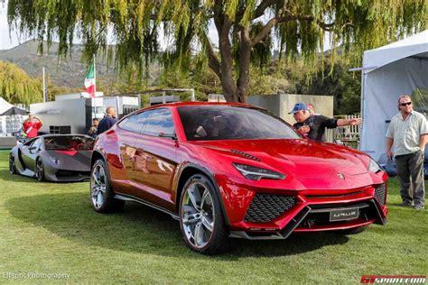Lamborghini Suv 2014 Lamborghini Suv On Schedule For 2018 Launch With Urus