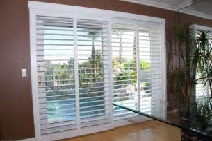 exterior plantation shutters for sliding glass doors