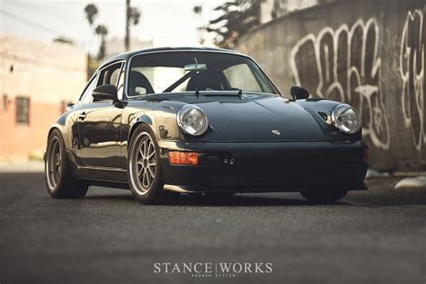 magnus walker porsche turbo stance works magnus walker s porsche 964