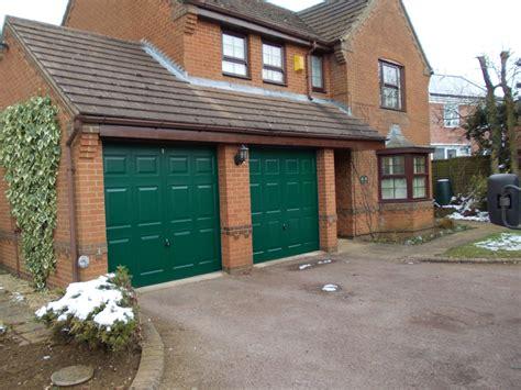 Green Garage Doors Garage Doors Gallery Pictures Of Garage Door Types Roller Shutter Up Designs More Uk