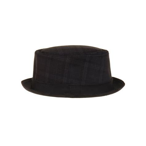 Promo Topi Strapback Brixton Font Box Black chapeau fashion homme