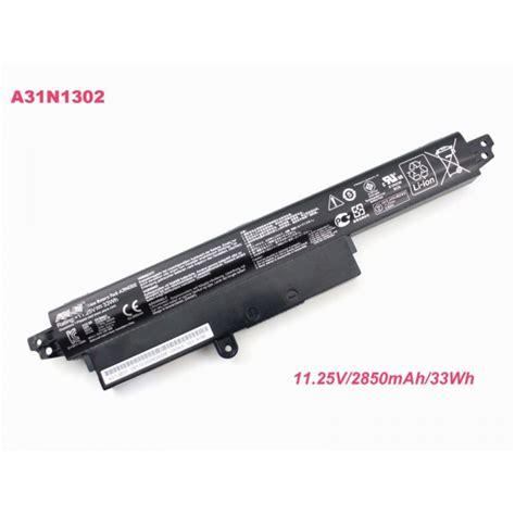 Original Baterai Asus Vivobook X200ca F200ca A31n1302 asus ar5b125 33wh genuine laptop battery for asus vivobook