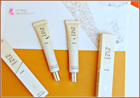 Etude Fix And Fix Primer kem l 211 t etude house fix and fix primer mỹ phẩm h 224 n quốc