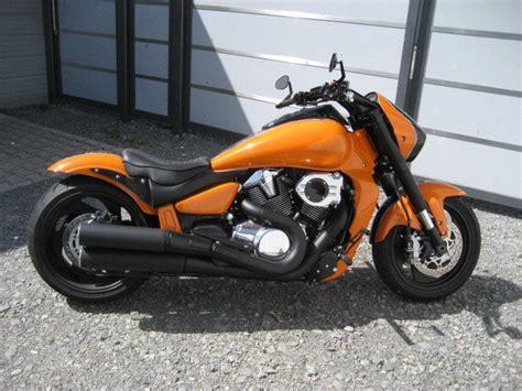 Motorrad Suzuki 1800 by Umgebautes Motorrad Suzuki Intruder M1800r Motorrad