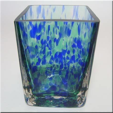 Wedgwood Glass Vase by Wedgwood Glass Identification Guide Glass Encyclopedia