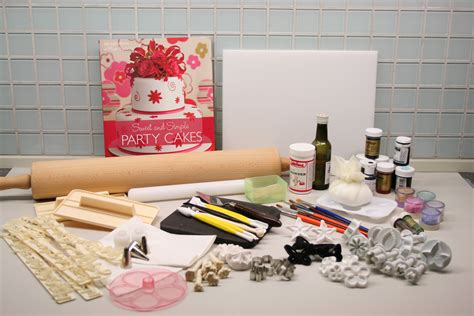 Baking Decorating by Basic Cake Decorating Kit Cakejournal
