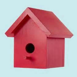 Cool Bird House Plans Easy One Board Bird House Plans