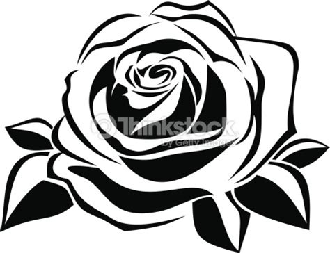 black silhouette of vector illustration vector