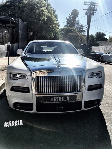rolls royce chrome rdbla rolls royce ghost series 2 mansory rdb la five