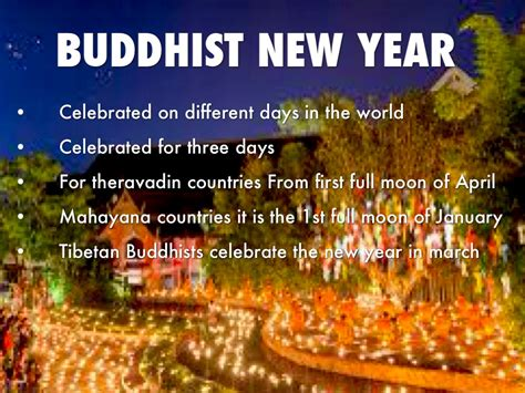 buddhist new year facts 28 images 5 facts about the