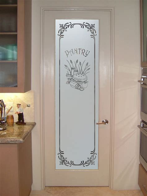 Pantry Doors With Glass Pantry Glass Sans Soucie Glass