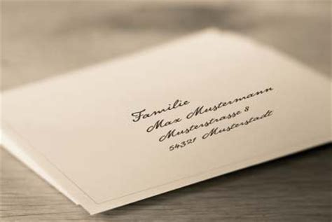 Beschriftung Umschlag Trauerkarte by Kundenportal Bestattungshaus Wilfried Odenthal