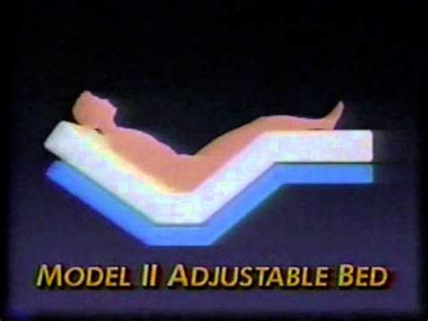 1994 craftmatic adjustable bed commercial