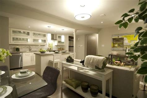 basement kitchen living room the 6 elements you need for the finished basement room kitchen basement ideas and