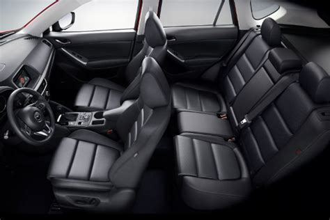 can you get heated cloth seats can you get leather seats in the 2016 mazda cx 5