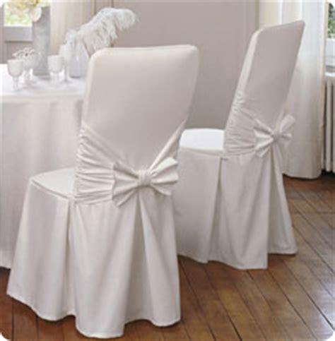 vente housse de chaise mariage habillage des chaises